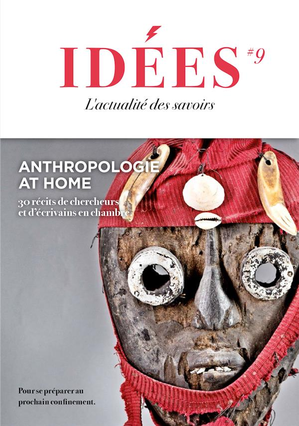 IDEES N  9 - ANTHROPOLOGIE AT HOME