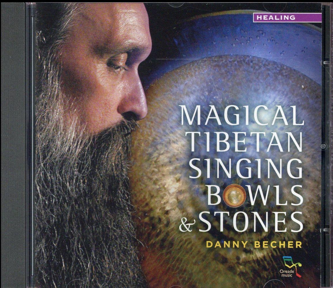 MAGICAL TIBETAN SINGING BOWLS & STONES - AUDIO
