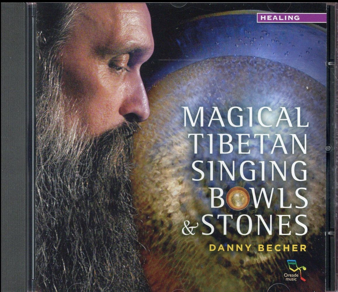 MAGICAL TIBETAN SINGING BOWLS & STONES - AUDIO