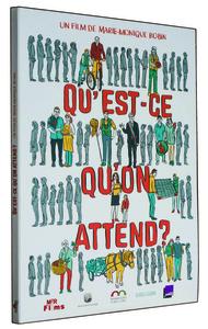 QU'EST-CE QU'ON ATTEND - 2 DVD