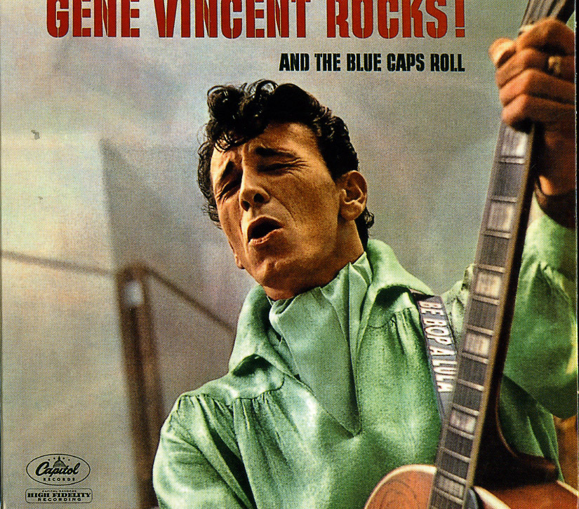 VINCENT GENE - CD AND THE BLUE CAPS ROLL