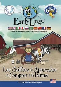 EARLY ANGLAIS 2 - CHIFFRES A LA FERME - DVD