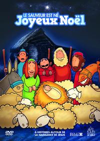 DVD LE SAUVEUR EST NE - JOYEUX NOEL