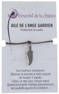 BRACELET DE LA CHANCE - AILE DE L'ANGE GARDIEN