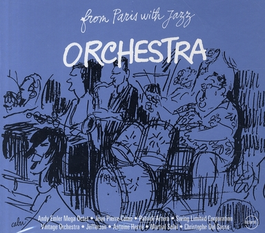 ORCHESTRA (FROM PARIS WITH JAZZ)