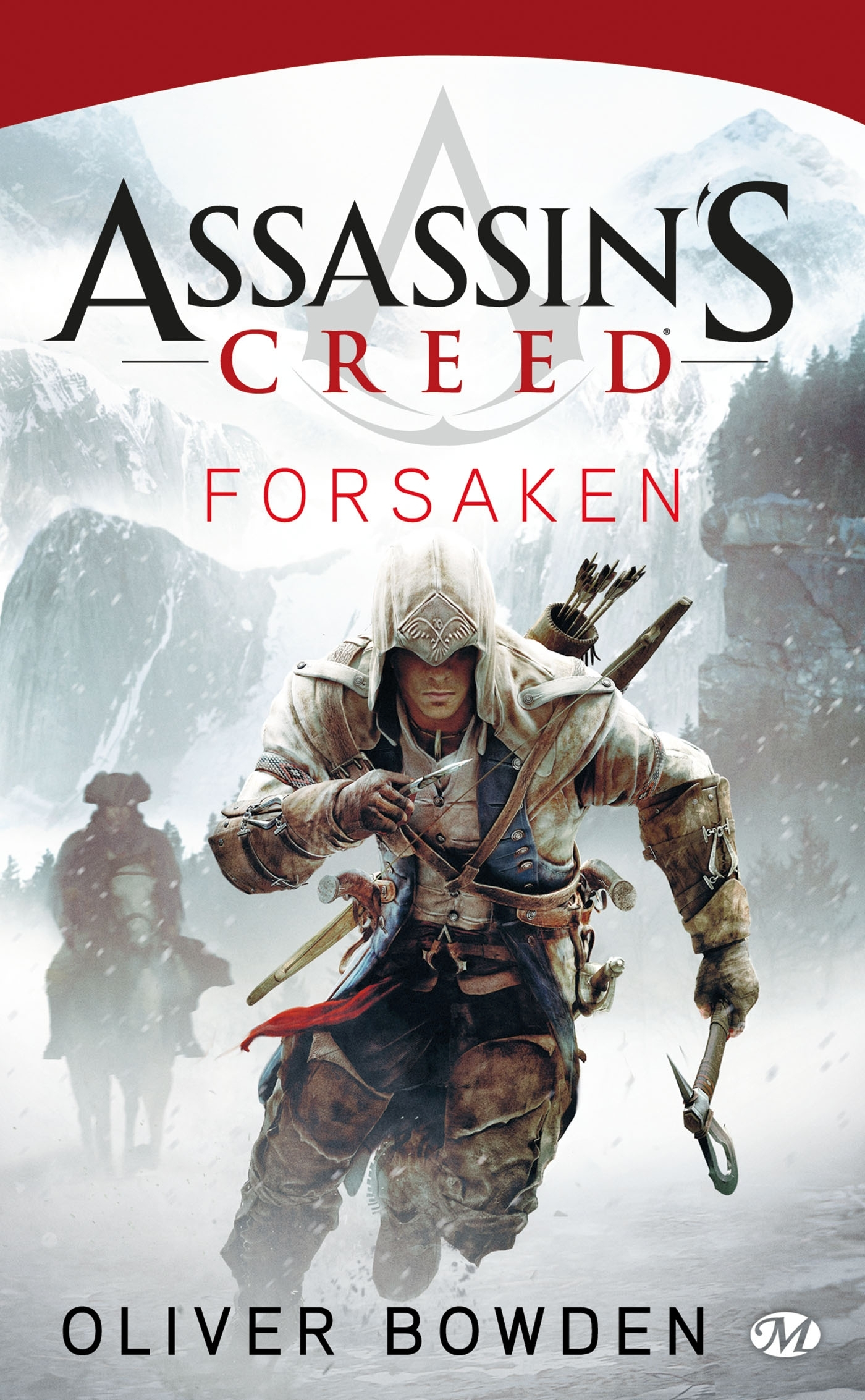 ASSASSIN'S CREED, T5 : ASSASSIN'S CREED : FORSAKEN