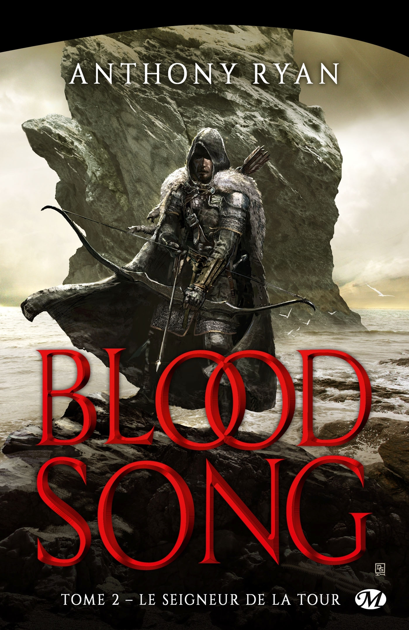 BLOOD SONG, T2 : LE SEIGNEUR DE LA TOUR
