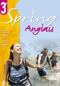 SPRING 3E LV1 - ANGLAIS - CD AUDIO CLASSE - EDITION 2004