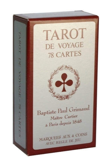 TAROT DE VOYAGE GRIMAUD - MINI