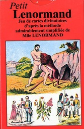 CARTES PETIT LENORMAND