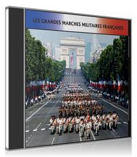 GRANDES MARCHES MILITAIRES FRANCAISES - CD