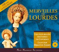 CD MERVEILLES DE LOURDES - HISTOIRES LUES