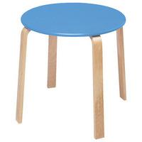 TABLE DE CUISINE-BLEU