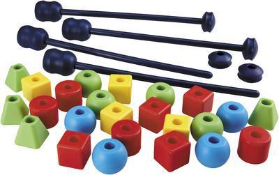 Atelier mini-rythmes et maxi-perles - complement 4 enfants