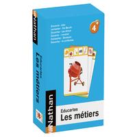 EDUCARTES - LES METIERS