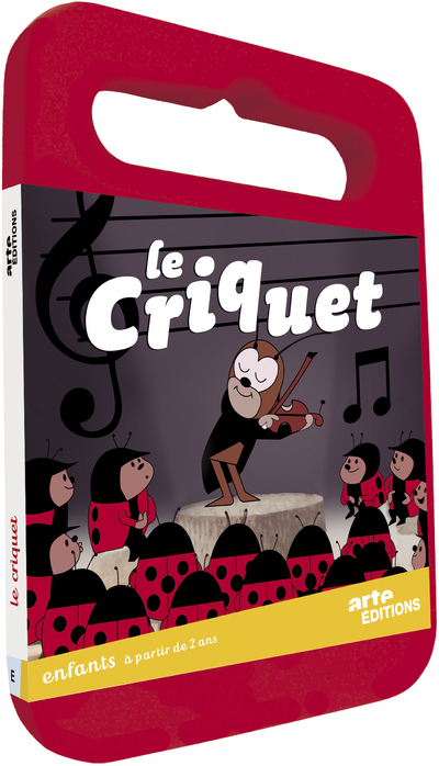 DVD - LE CRIQUET