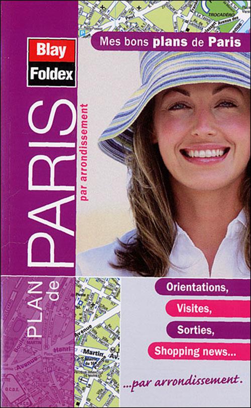 PLAN DE PARIS PAR ARRONDISSEMENT - MES BONS PLANS DE PARIS