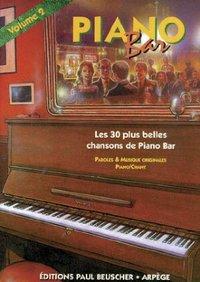 PIANO BAR VOL.2 --- CHANT ET PIANO
