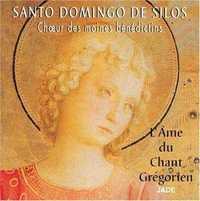 L'AME DU CHANT GREGORIEN - CD
