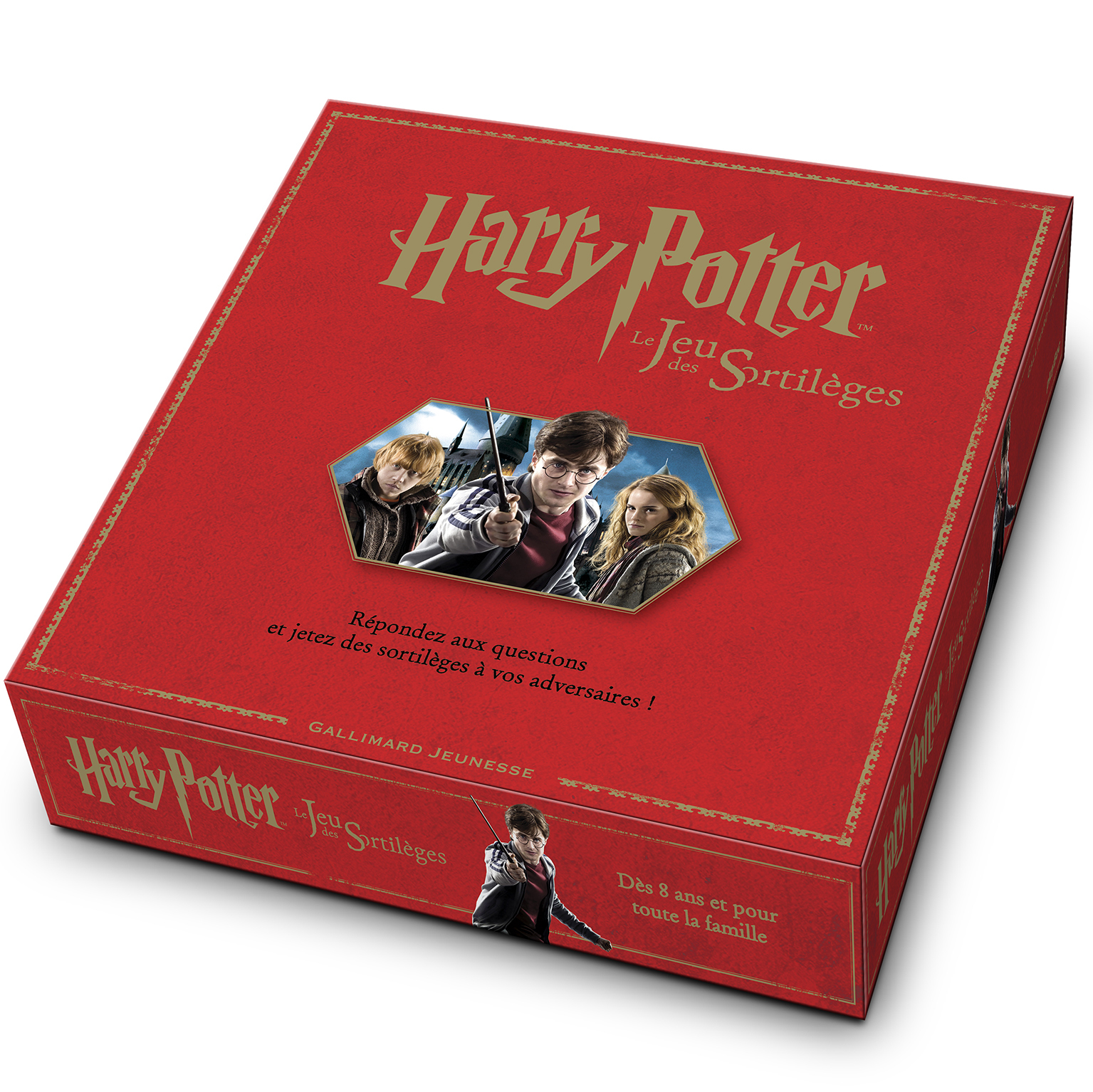 HARRY POTTER, LE JEU DES SORTILEGES