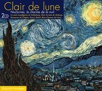 CLAIR DE LUNE - NOCTURNE, LE CHARME DE LA NUIT - AUDIO