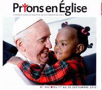 PRIONS GRAND FORMAT EN EGLISE N345 SEPTEMBRE 2015