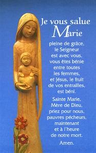 PACK JE VOUS SALUE MARIE PR25 10EX