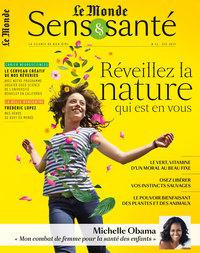 SENS&SANTE N 12 (NOUVELLE FORMULE TRIMESTRIELLE) JUILLET/AOUT/SEPT