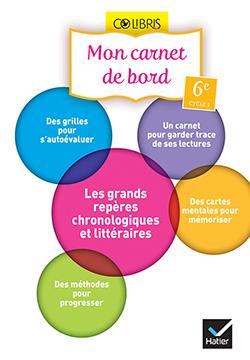 PACK 10 HATIER COLIBRIS MON CARNET DE BORD 6E