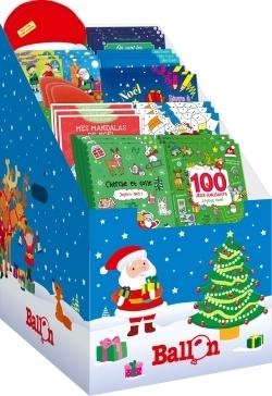 BOX 100EX. NOEL AUCHAN FR2017