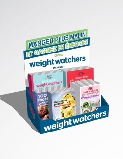 COL.DISPLAY-30 WEIGHT WATCHERS FEVRIER 2017