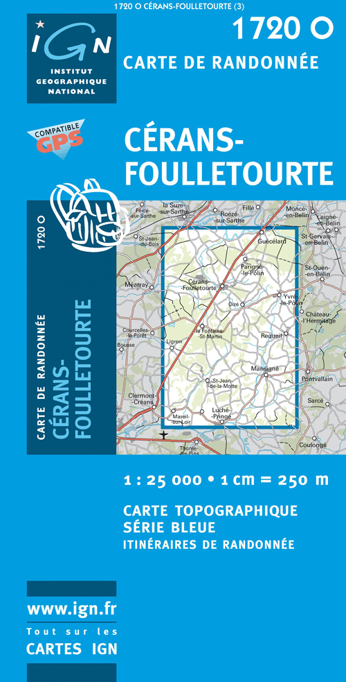 AED 1720O CERANS-FOULLETOURTE