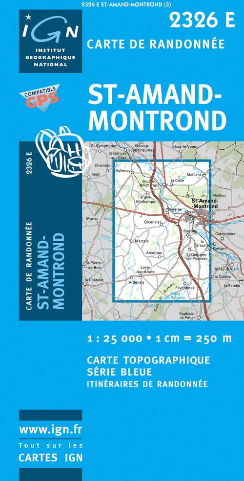 AED 2326E ST-AMAND-MONTROND