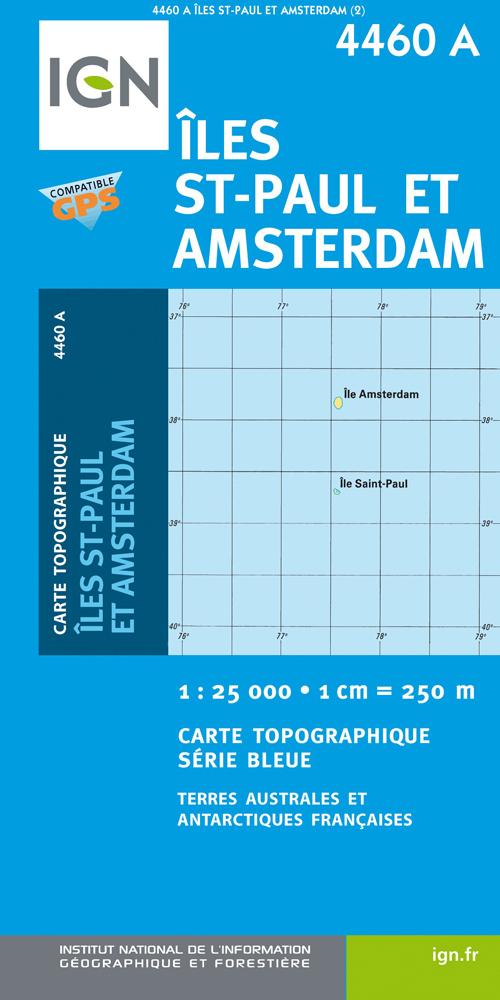 AED ILES ST-PAUL ET AMSTERDAM