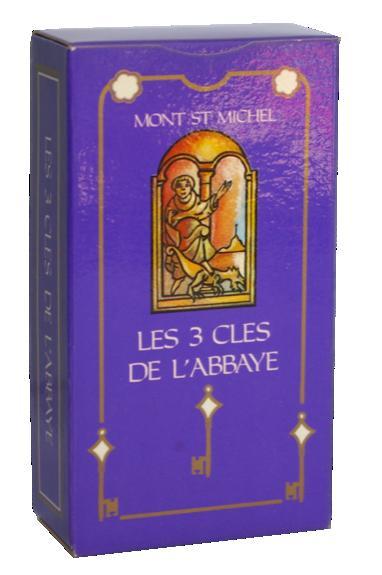 3 CLEFS DE L'ABBAYE ST MICHEL