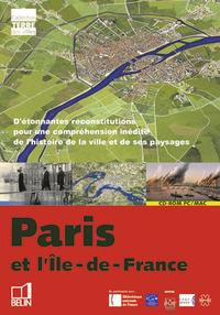 PARIS ET L'ILE-DE-FRANCE - CD-ROM - NOUVELLE EDITION