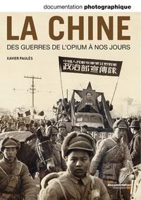 HISTOIRE DE LA CHINE DES GUERRES DE L'OPIUM A NOS JOURS - NUMERO 8093