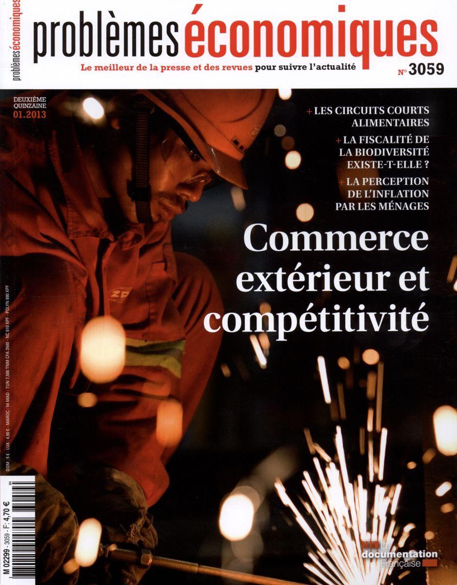 COMMERCE EXTERIEUR ET COMPETITIVITE - PE N 3059