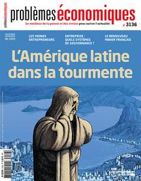 L AMERIQUE LATINE DANS LA TOURMENTE PE 3136