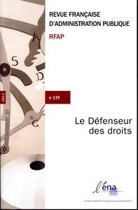 LE DEFENSEUR DES DROITS