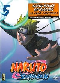 DVD NARUTO SHIPPUDEN V5 - COFFRET 3 DVD
