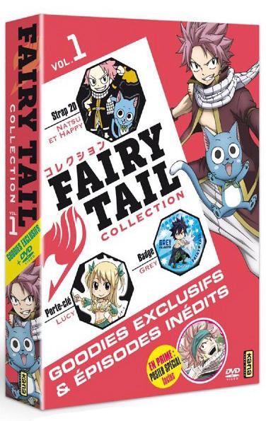 FAIRY TAIL COLLECTION VOL 1