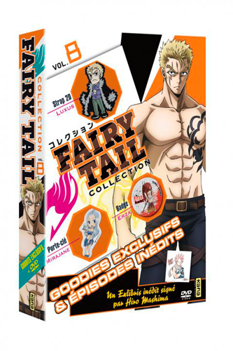 FAIRY TAIL COLLECTION VOL8