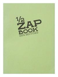 1/2 ZAP BOOK ENCOLLE 10,5X14,8 80F 80G - 8367C