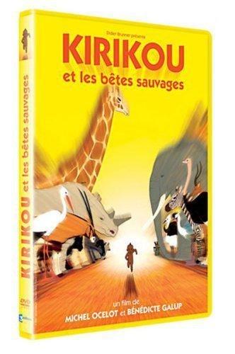 KIRIKOU ET LES BETES SAUVAGES - DVD