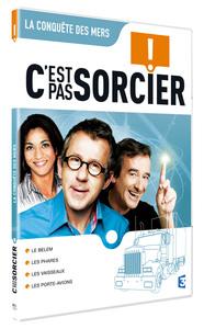 C'EST PAS SORCIER - LA CONQUETE DES MERS - DVD