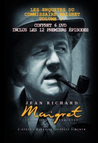 MAIGRET INTEGRALE VOL 1 -6 DVDBOITIER METAL