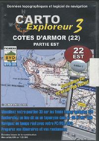 **COTES D'ARMOR EST CD-ROM 1/25