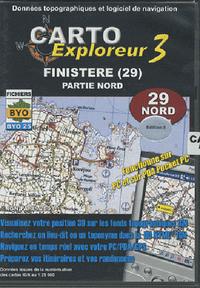 CDROM 29 NORD FINISTERE
