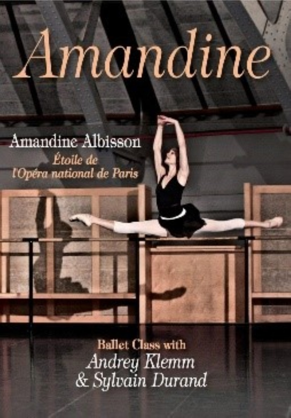 BALLET CLASS WITH ANDRY KLEMM/AMANDINE